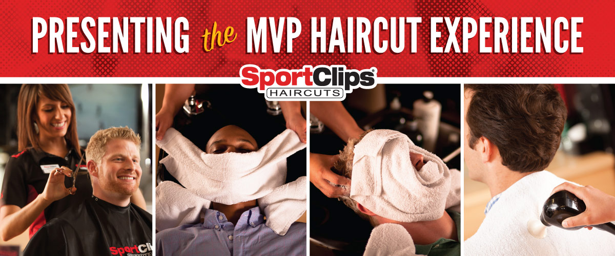 The Sport Clips Haircuts of Jefferson City MVP Haircut Experience